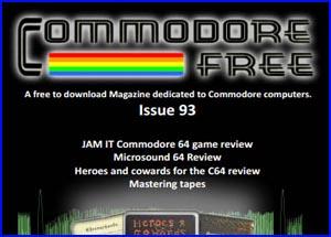 Presentación Commodore Free Magazine 93