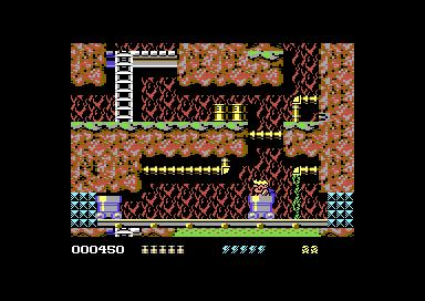 Rick Dangerous 2 - C64 (6)