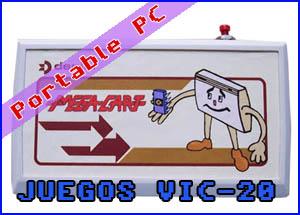 Presentación Portable Mega-cart Vic20