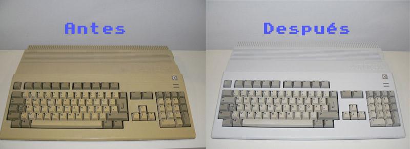 Blnaquear Amiga 500