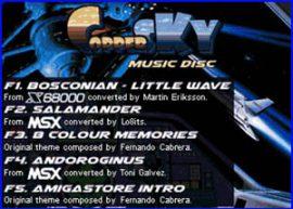 Presentación Coppersky musicdisc
