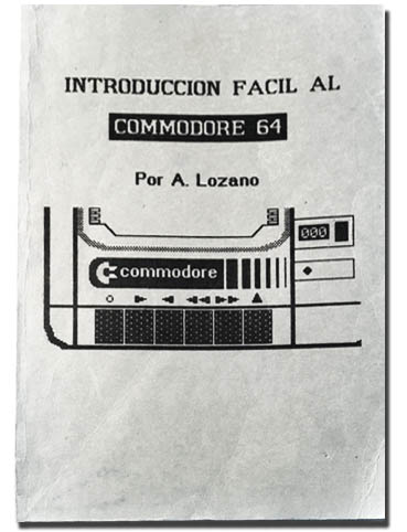 libro-introduccion-facil-al-commodore-64-a-lozano
