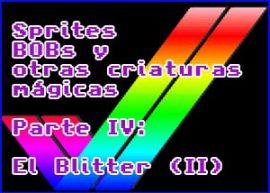 Presentación Blitter Amiga – IV