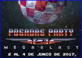 Presentación posadas party 2 – megablast