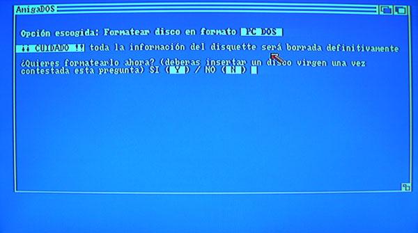 Captura pantalla Menu Tranfer utility Disk 4