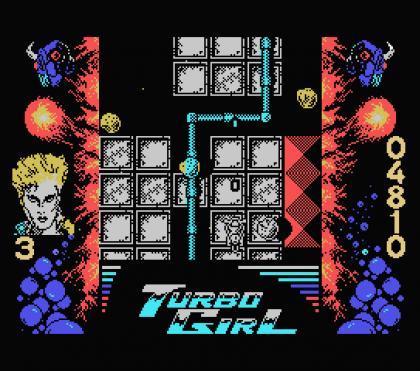 Turbo Girl (1988)(Dinamic Software)