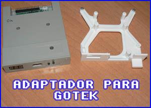 Presentación adaptador gotek