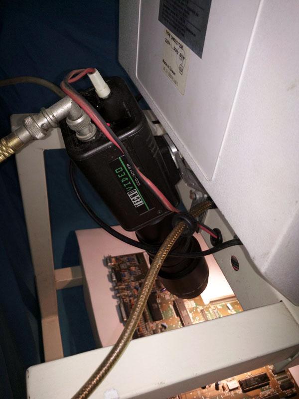 Microscopio reparaciones Commodore (5)