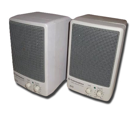 Altavoz Commodore A10