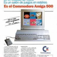 Es el Commodore Amiga 500