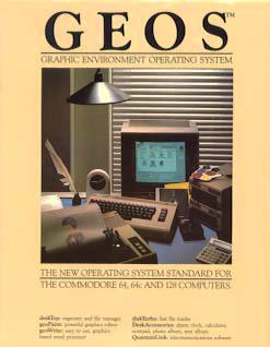 Geos - Sistema operativo del Commodore