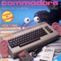 Input Commodore