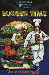 Burger_time_cover