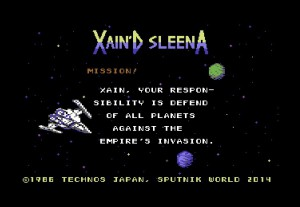 Xain'D Sleena  - presentación
