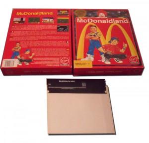 mcdonal land juego c64