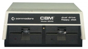 Commodore 2040 Pet