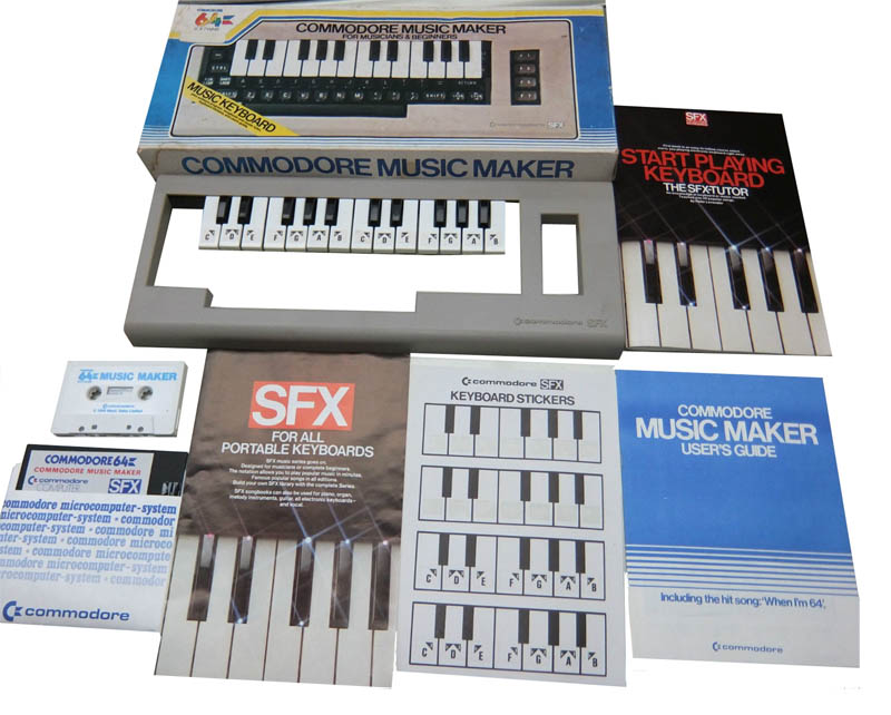 Commodore Music Maker