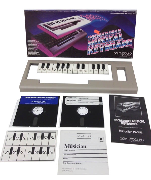 Incredible Musical Keyboard