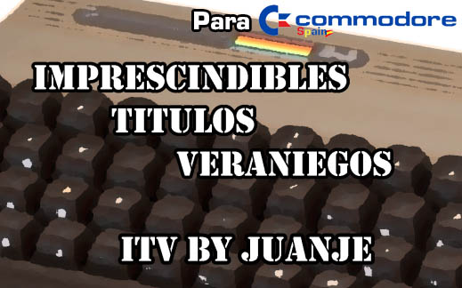 Para Commodore spain ITV