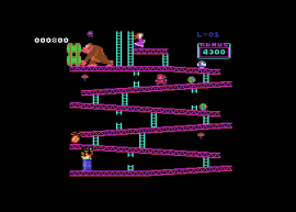Donkey Kong – Commodore64