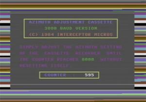 Azimuth 3000 - Interceptor Micro's