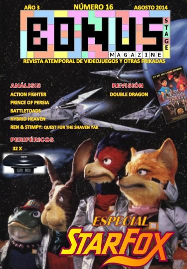 Bonus Stage Magazine – nº16 Año 3