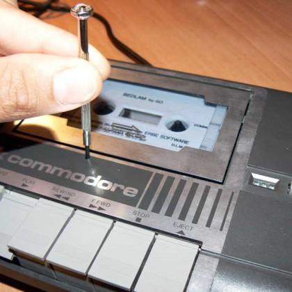 Commodore Azimuth ajuste – 1