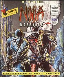 Ninja Warriors -1990