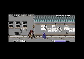 Ninja Warriors – Commodore64 – imagen 1