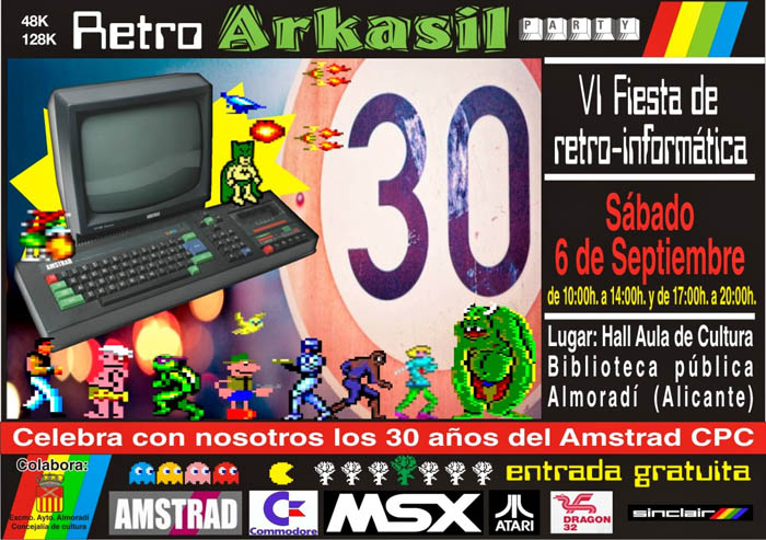 RETRO ARKASIL PARTY 2014
