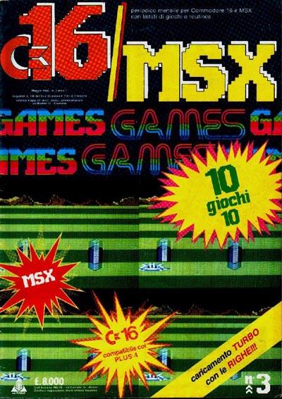 Revista C16-Msx