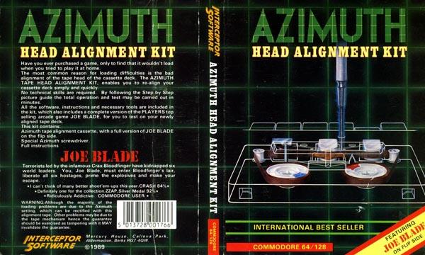 azimuth cassette