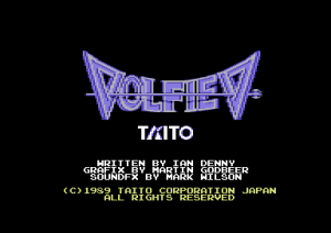 volfied - Taito (Commodore) - Captura 4