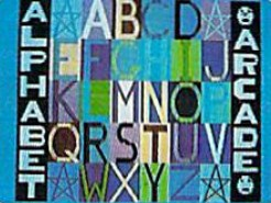 Alphabet Arcade