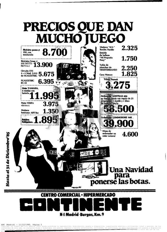 Colección publicidad Commodore – 37