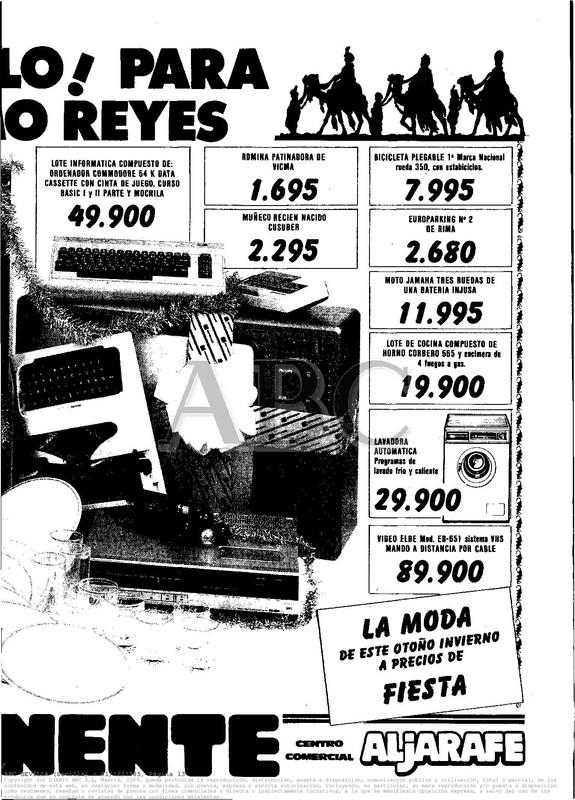 Colección publicidad Commodore – 41