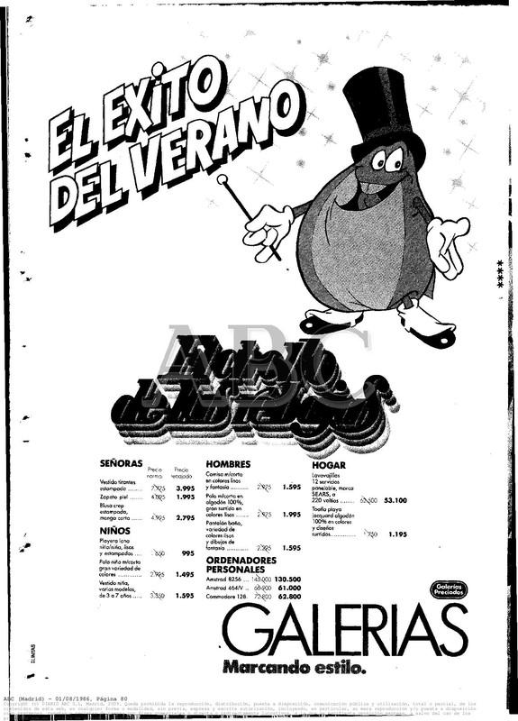Colección publicidad Commodore – 44