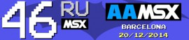 46 RU MSX BARCELONA