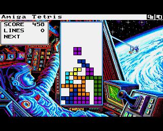 Amiga Tetris 1987