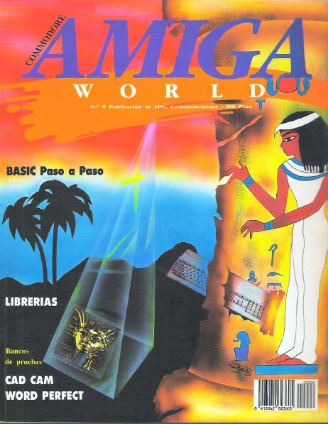 Commodore Amiga World