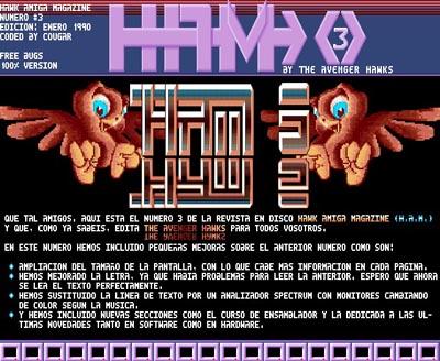 Revista The avenger hawks - Disco Revista - 3