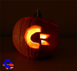 calabaza de commodore
