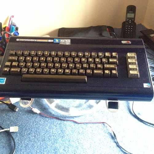 Commodore 64 - Blue Dreams - Imagen 1