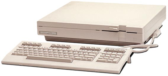 Commodore c128d