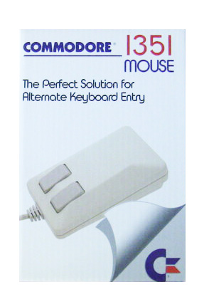 Commodore 1351 Mouse