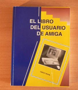 Portada El libro del usuario del Amiga