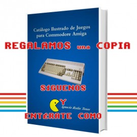 sorteo libro commodore