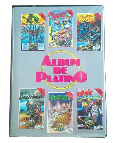 Album de Platino
