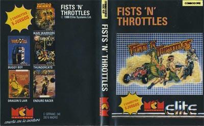 FISTS N THORTTLES