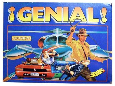 Genial – Erbe